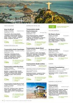Ofertas de Viajes a Brasil  en el folleto de Viajes El Corte Inglés en Alcalá de Henares
