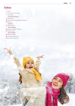 Ofertas de Nieve  en el folleto de Viajes El Corte Inglés en Barcelona