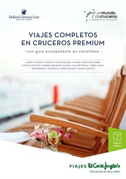 Ofertas de Viajes  en el folleto de Viajes El Corte Inglés en Vila-real