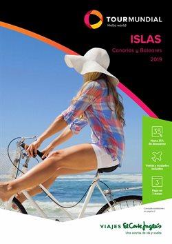 Ofertas de Viajes a islas  en el folleto de Viajes El Corte Inglés en Barcelona