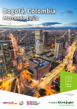 Ofertas de Viajes  en el folleto de Viajes El Corte Inglés en Segovia