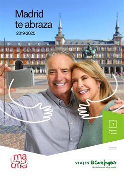 Ofertas de Viajes  en el folleto de Viajes El Corte Inglés en Guadalajara