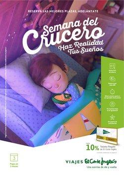 Ofertas de Viajes El Corte Inglés  en el folleto de Zamora
