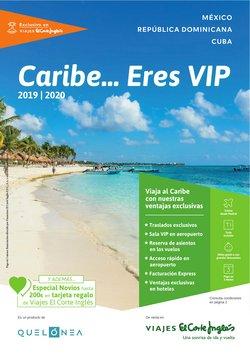 Ofertas de Viajes  en el folleto de Viajes El Corte Inglés en Villena