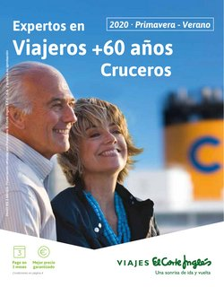 Catálogo Viajes El Corte Inglés en Ferrol ( Más de un mes )
