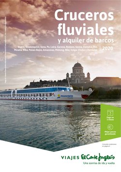 Ofertas de Viajes en el catálogo de Viajes El Corte Inglés en Prat de Llobregat ( Más de un mes )