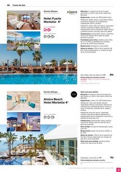 Ofertas de Marbella en Viajes El Corte Inglés