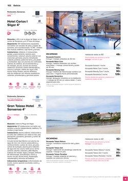 Ofertas de Spa en Viajes El Corte Inglés