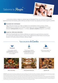 Ofertas de Viajes a Disneyland en Viajes El Corte Inglés