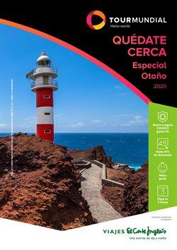 Catálogo Viajes El Corte Inglés en Albacete ( Publicado ayer )