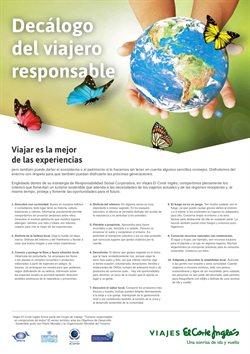 Ofertas de Planeta en Viajes El Corte Inglés