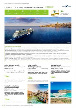 Ofertas de Malta en Viajes El Corte Inglés