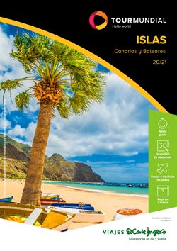 Ofertas de Destinos en Viajes El Corte Inglés