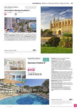 Ofertas de Palma en Viajes El Corte Inglés