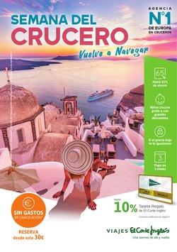 Ofertas de Viajes El Corte Inglés en el catálogo de Viajes El Corte Inglés ( Más de un mes)