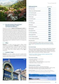 Ofertas de Isabel en el catálogo de Viajes El Corte Inglés ( Más de un mes)