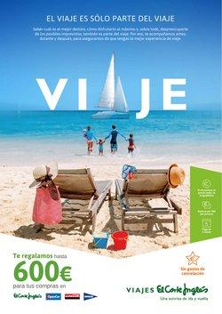 Ofertas de Viajes El Corte Inglés en el catálogo de Viajes El Corte Inglés ( 4 días más)