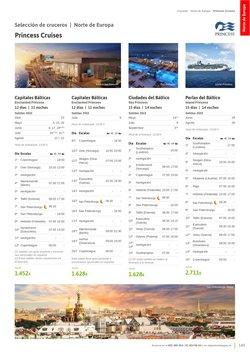 Ofertas de Nescafé en el catálogo de Viajes El Corte Inglés ( Más de un mes)