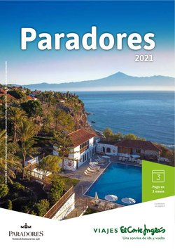 Ofertas de Viajes en el catálogo de Viajes El Corte Inglés ( Más de un mes)