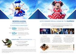 Ofertas de Disney en el catálogo de Viajes El Corte Inglés ( 9 días más)
