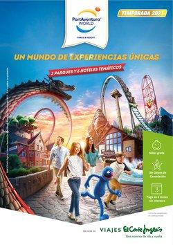 Catálogo Viajes El Corte Inglés ( Más de un mes)