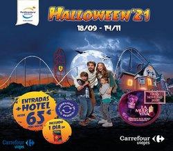 Catálogo Carrefour Viajes ( 27 días más)