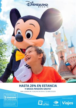 Ofertas de Carrefour Viajes  en el folleto de Madrid