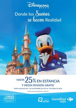 Ofertas de Carrefour Viajes  en el folleto de Segovia