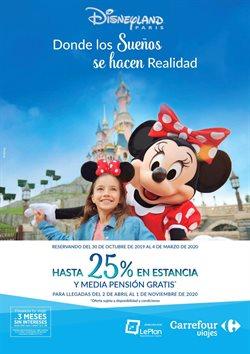 Ofertas de Carrefour Viajes  en el folleto de Rubí