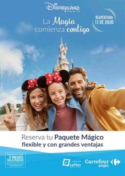 Catálogo Carrefour Viajes en Aguilar de la Frontera ( Más de un mes )