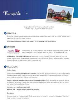 Ofertas de París en Carrefour Viajes