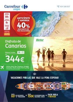 Catálogo Carrefour Viajes ( 8 días más)