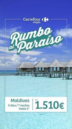 Catálogo Carrefour Viajes ( 7 días más)
