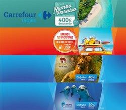 Catálogo Carrefour Viajes ( 12 días más)