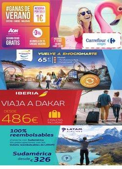 Catálogo Carrefour Viajes ( Publicado ayer)