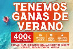 Ofertas de Carrefour Viajes  en el folleto de Ávila