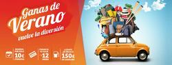 Cupón Carrefour Viajes en Almería ( 27 días más )