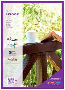 Ofertas de Viajes por España  en el folleto de Viajes Eroski en Madrid