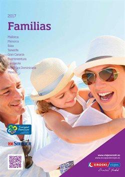 Ofertas de Viajes a Cancún  en el folleto de Viajes Eroski en Madrid