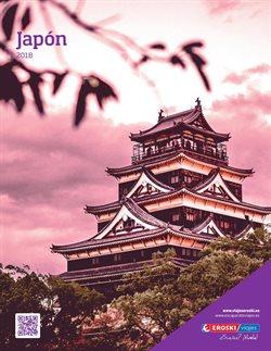 Ofertas de Viajes a Japón  en el folleto de Viajes Eroski en Zaragoza
