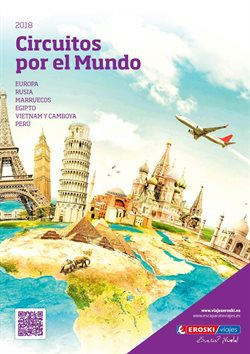 Ofertas de Viajes Eroski  en el folleto de Oviedo
