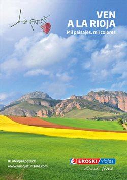 Ofertas de Viajes Eroski  en el folleto de L'Hospitalet de Llobregat
