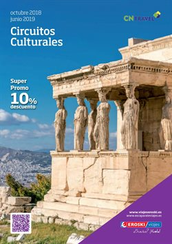 Ofertas de Viajes Eroski  en el folleto de Madrid