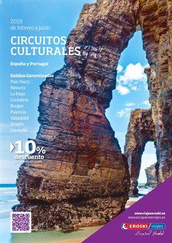 Ofertas de Viajes Eroski  en el folleto de Terrassa