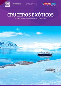 Ofertas de Viajes Eroski  en el folleto de Bilbao