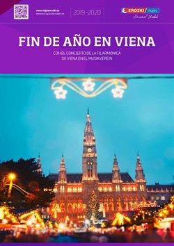 Ofertas de Viajes Eroski  en el folleto de San Vicente del Raspeig