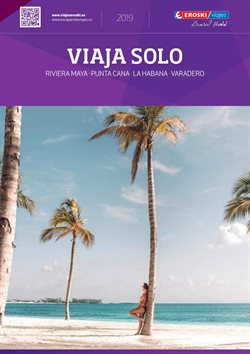 Ofertas de Viajes Eroski  en el folleto de Siero