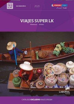 Catálogo Viajes Eroski en Leganés ( Más de un mes )