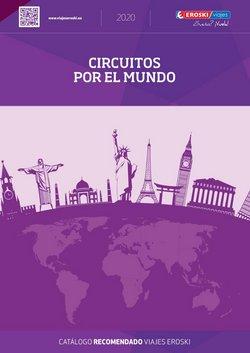 Catálogo Viajes Eroski en Usurbil ( Más de un mes )