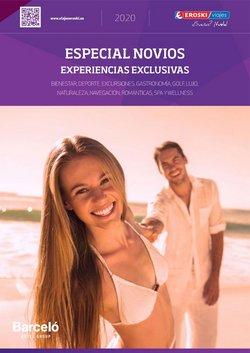 Catálogo Viajes Eroski en Zaragoza ( Más de un mes )